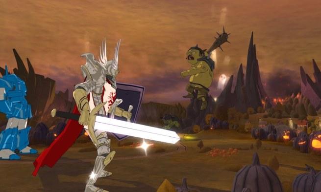 Costume Quest Fighting