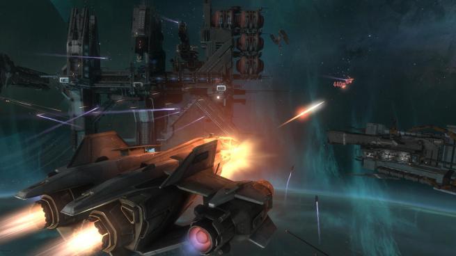 Halo: Reach Space