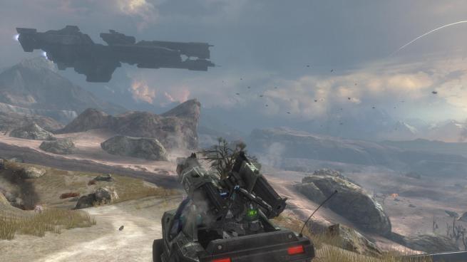 Halo: Reach Vista