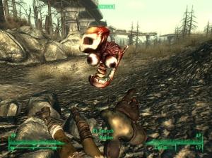 Fallout 3 Glitch