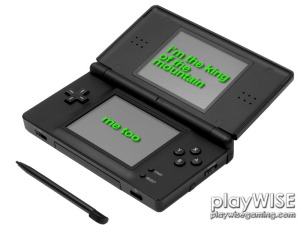 DS top console - playwisegaming.com