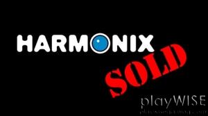 Harmonix Sold - playwisegaming.com