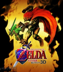 OOT 3DS Art - playwisegaming.com