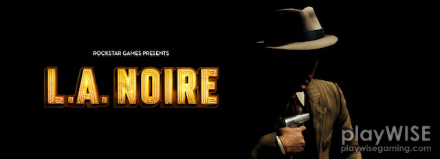 LA Noire - playwisegaming.com