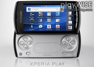 Xperia Play - playwisegaming.com